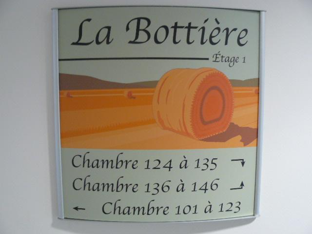 LA BOTTIERE-1ER ETAGE